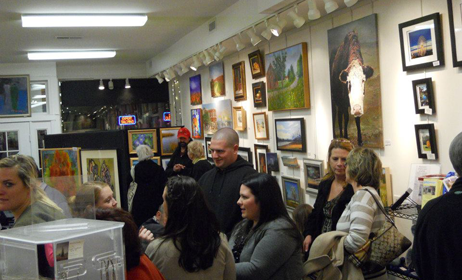 Ocean City Fine Arts League Reception