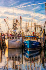 2 Fishing Boats
